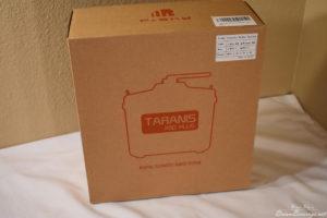 Taranis X9D+ in the box