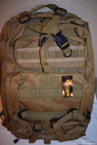 Eyourlife 40L Tactical Backpack