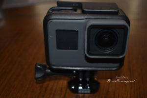 Hero 6 Front Face Close-up