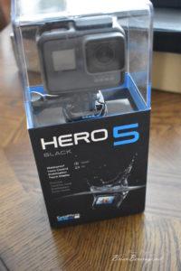 Hero 5 Front shot