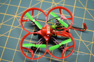 Furious fpv mosquito 70 frsky
