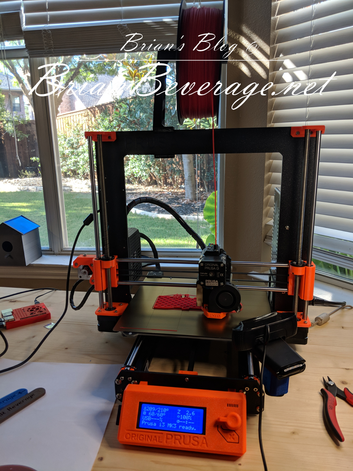My 3D printing setup the tools, materials and software I use