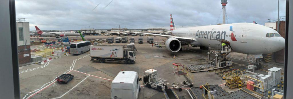 Heathrow terminal